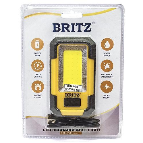 Britz EX-26 10W LED Rechargeable Lamp Light