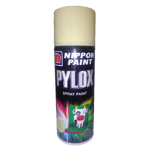Nippon Paint Pylox Spray Paint 65 Lily 400CC
