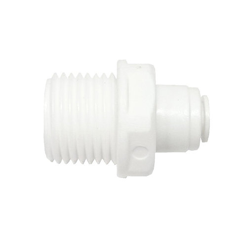 """6537 Water Filter Nipple M1/2""""-F1/4"""" (OD) Fitting"""