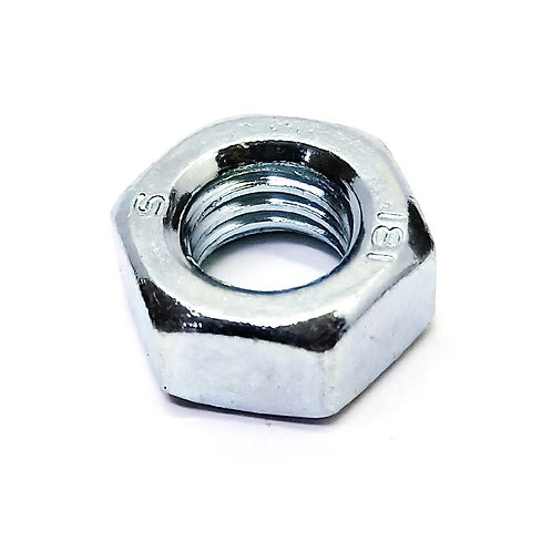 Galvd Hex Nut M8