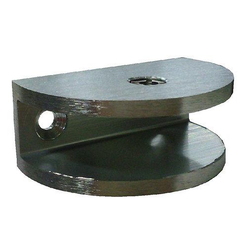 Aro AHG12B-50BN Glass Clip Round Alum