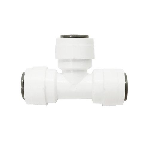 """6544 Water Filter T Shape F3/8""""-F3/8""""-F3/8"""" Fitting"""