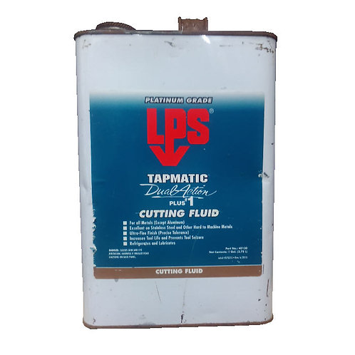 LPS Tapmatic Dual Action Plus #1 Cutting Fluid 500GM