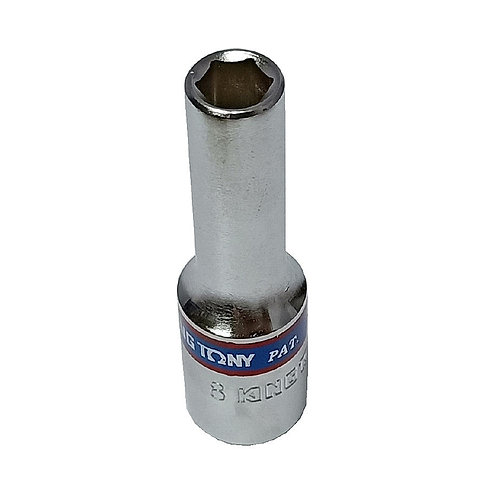 """King Tony 3/8""""x8mm 6P Deep Socket 323508M"""