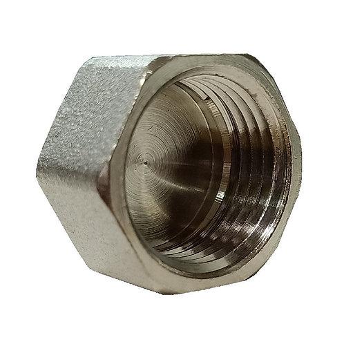 A53 1/2'' Brass Cap