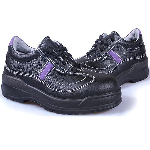 KPR I313 Non-Metallic Low Cut Lace Up Ladies Safety Shoes without Midsole