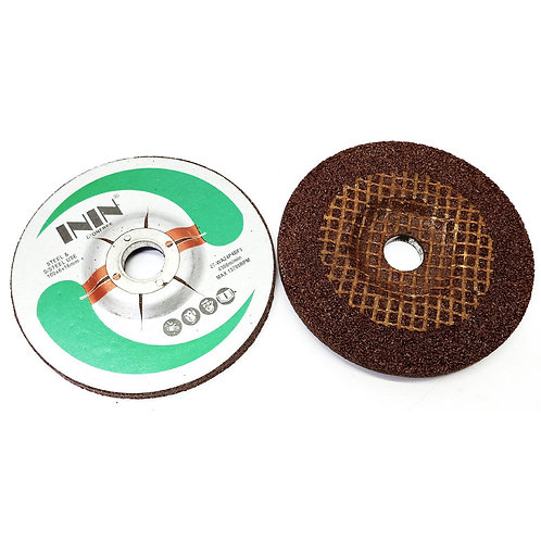 """ININ 4"""" Grinding Disc Steel & Stainless Steel Use (100x6x16mm)"""
