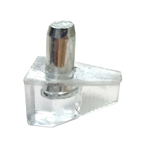 PVC Iron Stud Clear 50PCS / 500PCS