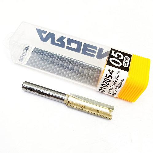 #5 1⁄4''x3⁄8''x30mm Arden Straight Bit Double Flute