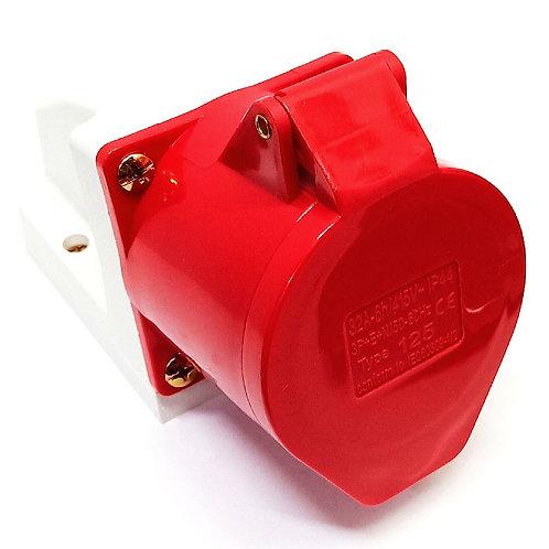 125 5P-32A Industrial Wall Socket IP44 415V