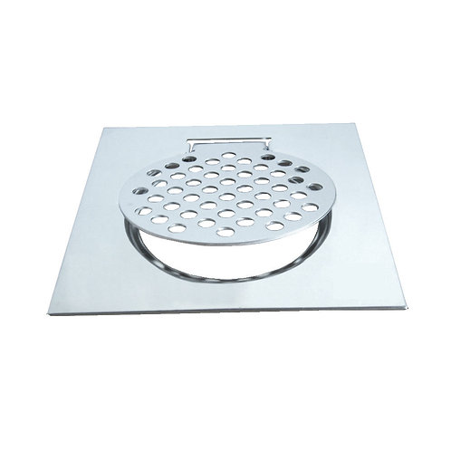 2461-501 6'' 150x1mm SS Adaptable Square Grating