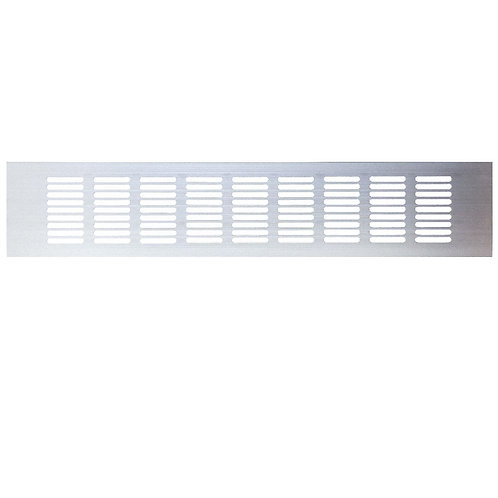 VC-AL400-8 Aluminium Ventilation Cover 80x400mm