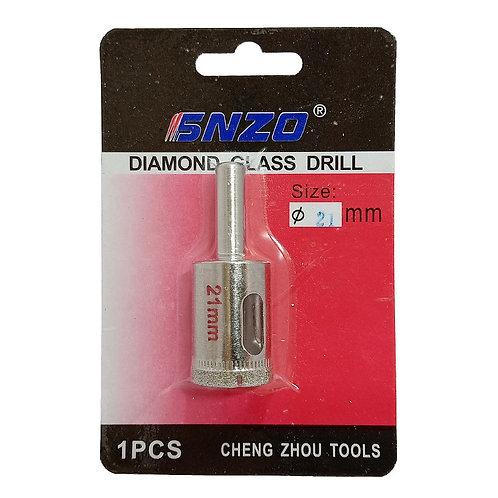 18-HS21D 5NZO Diamond Holesaw 21mm