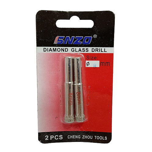 18-HS08D 5NZO Diamond Holesaw 8mm (2PCS)