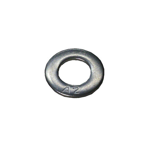 Round Flat Washer M6 SS A2-304