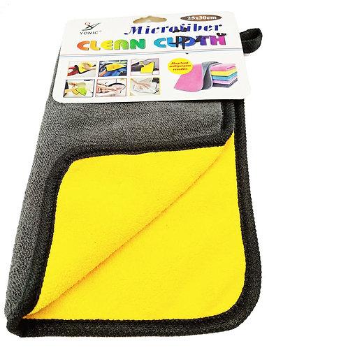 Microfiber Clean Cloth 25x30cm (1PC per Pack)