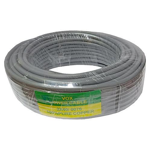 VOX 3X40 0076 PVC Cable (G)