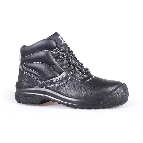 KPR L224 Mid Cut D-Ring Lace Up Safety Boots