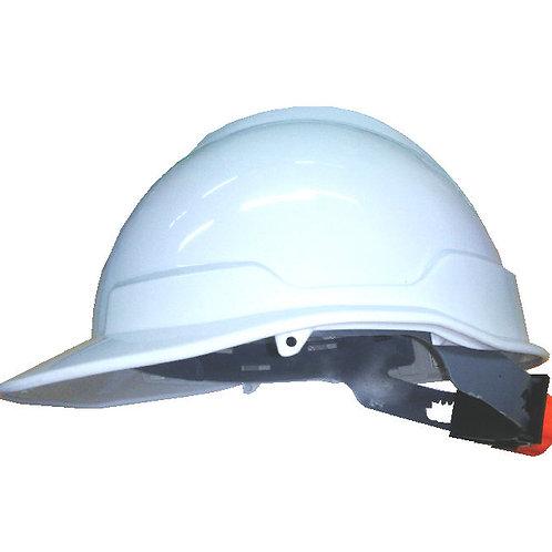 Pro Master Model ND-015 Safety Helmet White