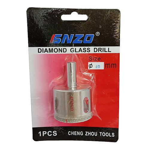 18-HS40D 5NZO Diamond Holesaw 40mm