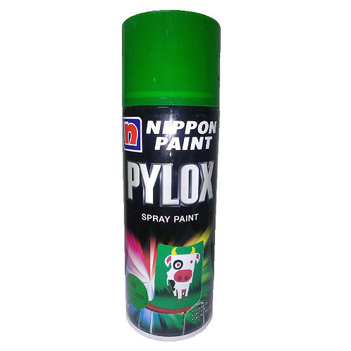 Nippon Paint Pylox Spray Paint 33 Light Green 400CC