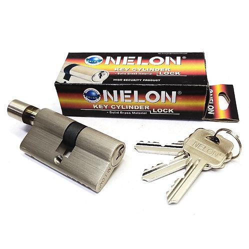 Nelon S60-3NK-SN Single Cylinder 3 Normal Key
