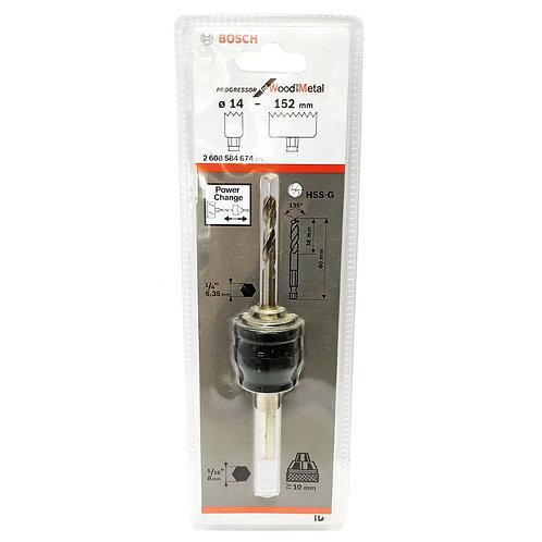 BOSCH Progressor for Wood & Metal Diameter 14-152mm 2608584674