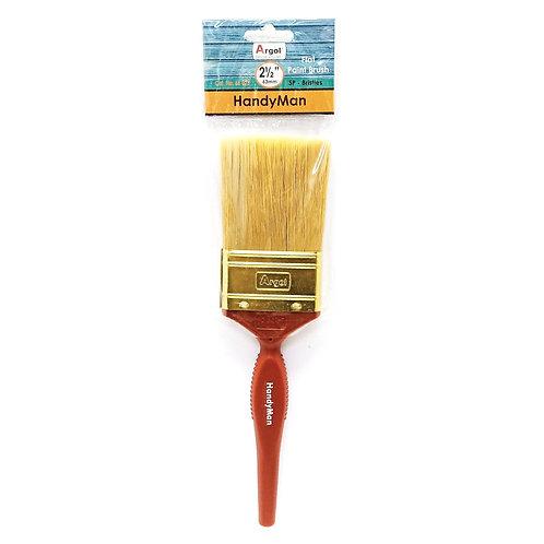 "AG-65 Argol 2-1/2"" HandyMan Paint Brush 63mm 66 025"