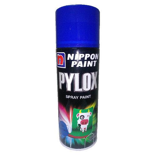 Nippon Paint Pylox Spray Paint 24 Isuzu Blue 400CC