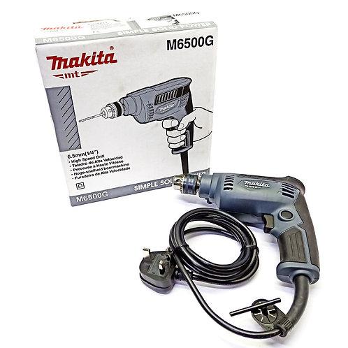 Makita High Speed Hand Drill 6.5mm M6500G MT