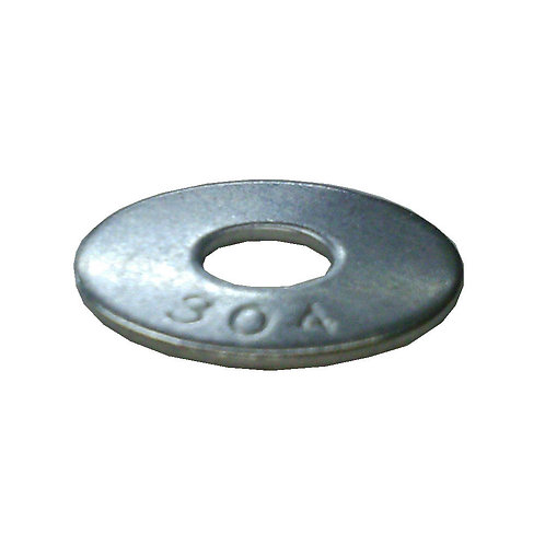 Conical Disc Spring Washer SS A2-304 M6 20x1