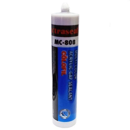 x'traseal MC-808 Colofil Black Acrylic Sealant 480g