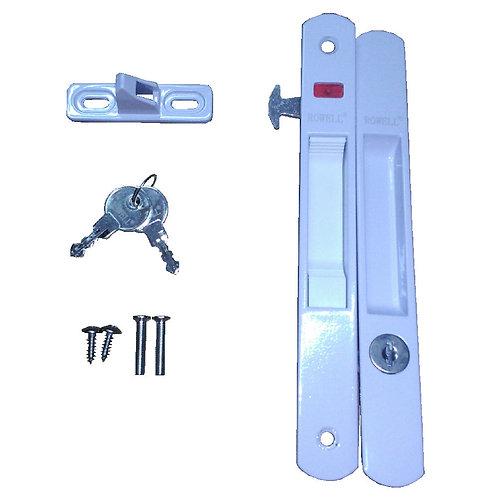 B6 Rowell Double-Plated Fastener C/W 2 STD Keys -PW