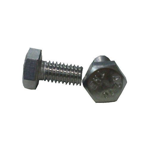 Hex Bolt M6x12 SS A2-304 DIN933