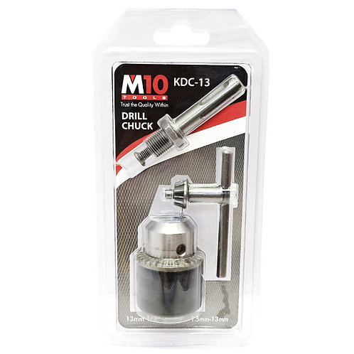 """M10 KDC-13 13mm 1/2"""" Drill Chuck 1.5-13mm 20UNF"""