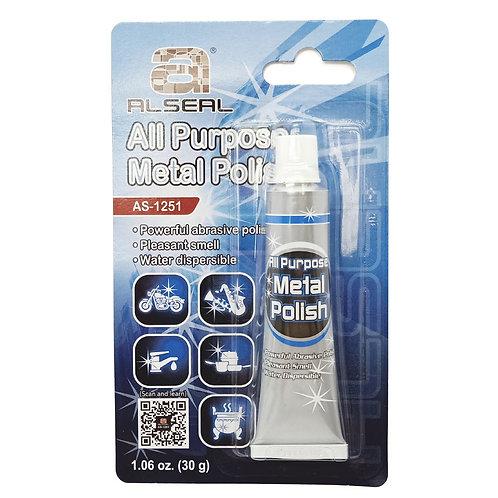 Alseal All Purpose Metal Polish AS-1251 30g