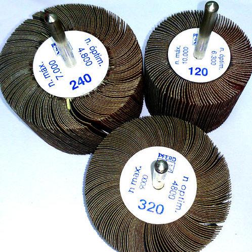 Flapwheel W/Spindle XL