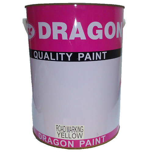 Dragon Quality Paint Road Marking Yellow 5L
