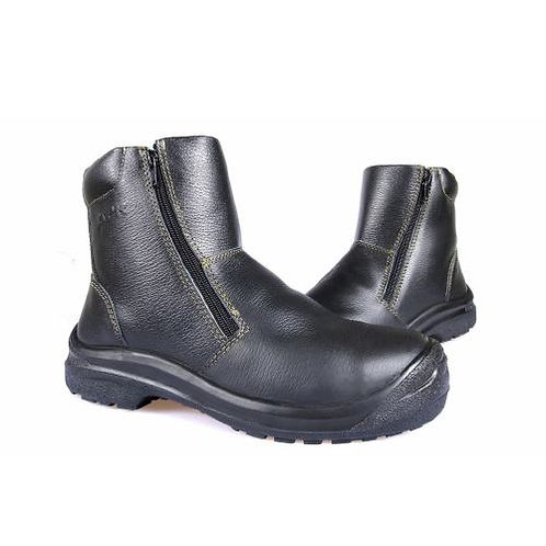 KPR L806 Mid Cut Zipper Safety Boots