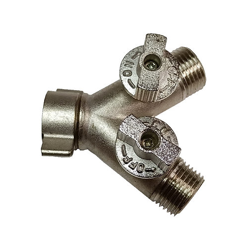01304 Brass Diverter 15MM