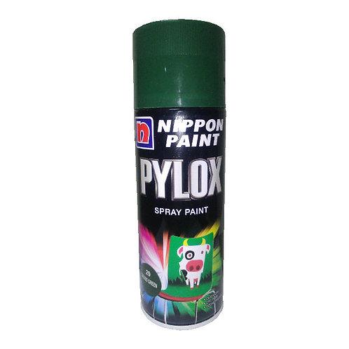 Nippon Paint Pylox Spray Paint 29 Grass Green 400CC