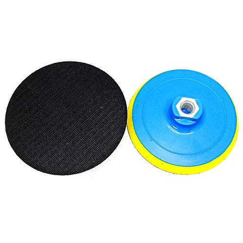 """M10 5"""" Blue Sanding Pad 5"""" Angle Grinder 125mm"""