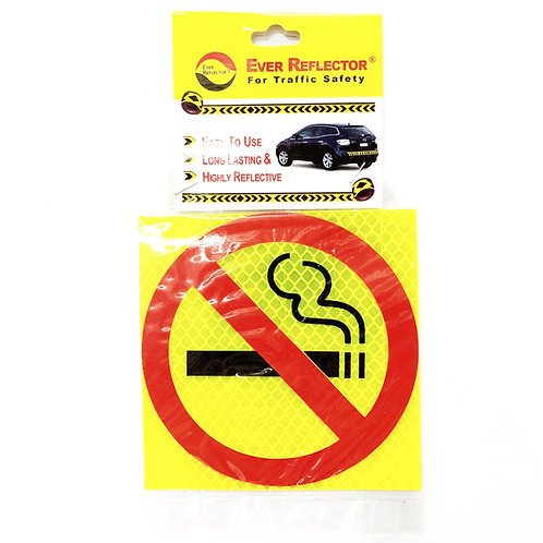 "4""x4"" No Smoking Label"