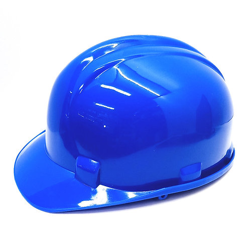 Safety Helmet Blue with PSB