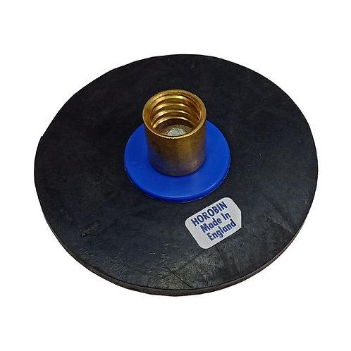 HOROBIN 100mm 4'' Rubber Plunger Universal