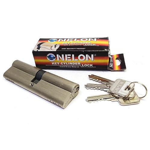Nelon D100-3NKSN Double Cylinder 3 Normal Key
