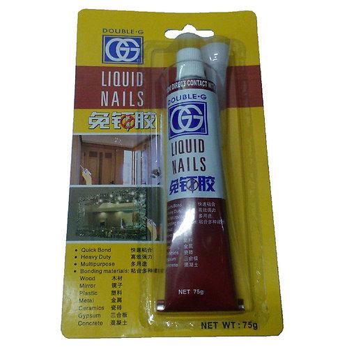 Double-G Liquid Nails 75G