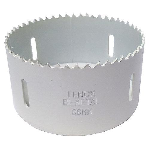 Lenox 88mm 3-15/32'' Bi-Metal Hole Saw TC14925