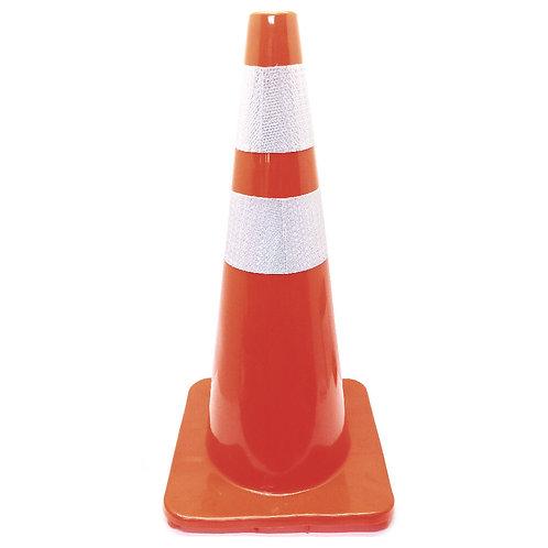 PVC Safety Cone 70cm Safety-058