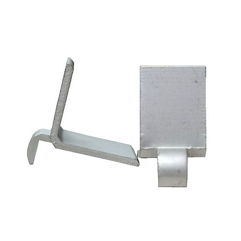 Aluminium Mini Pole Bracket 50 PCS /100 PCS /1000 PCS